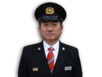 12分団長 高橋宏司