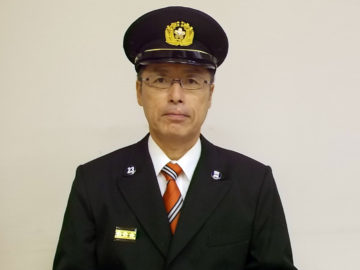 第23分団長 岩渕勝