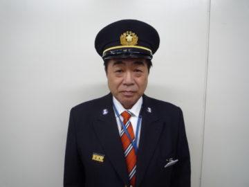 水沢副方面隊長 小野寺講悦