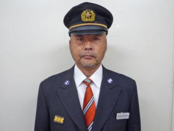 第2分団長 佐々木紀世人