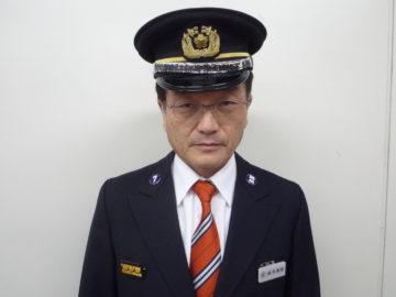 第7分団長 鈴木英昭