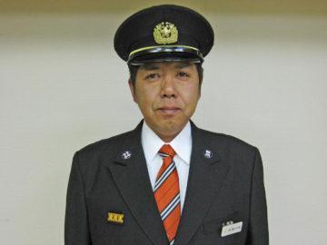 第22分団長 奈須川実