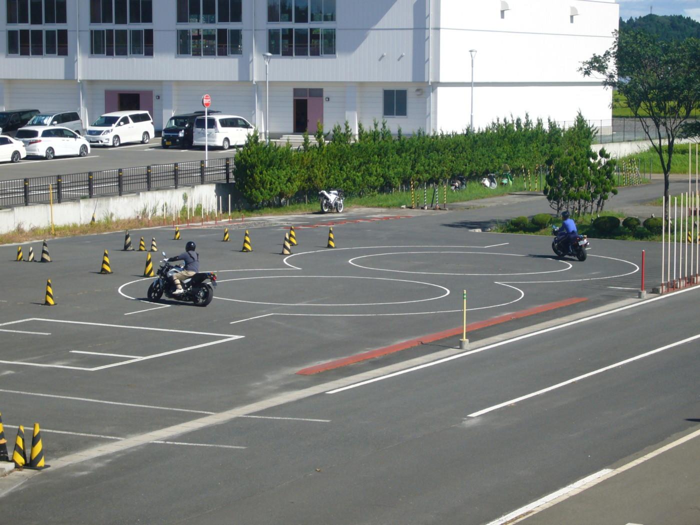 前沢自動車学校:メイン画像