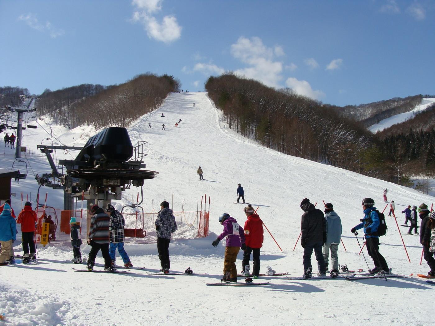 国見平スキー場:メイン画像